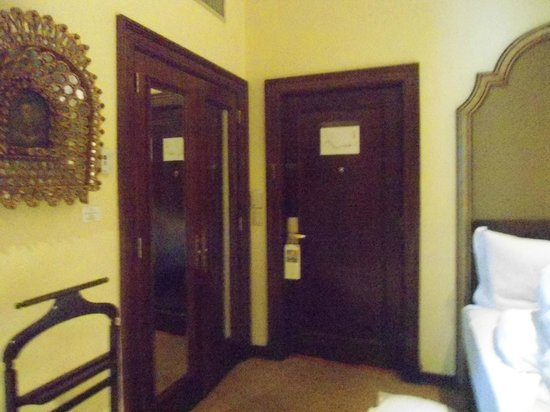 Country Club Lima Hotel: suíte