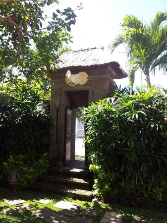 Dewani Villa : Entrance