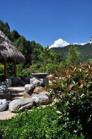 Tengchong Hot Spring Spa: View