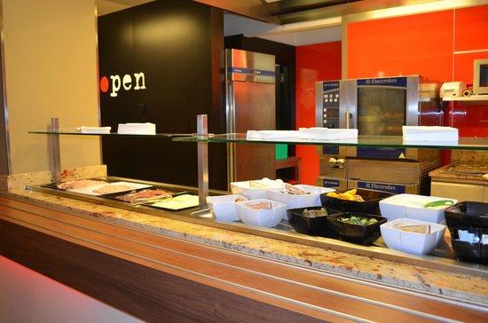 Ibis Milano Centro: comedor