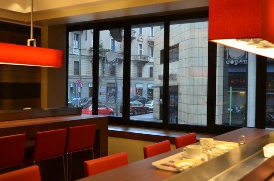 Ibis Milano Centro: vista comedor