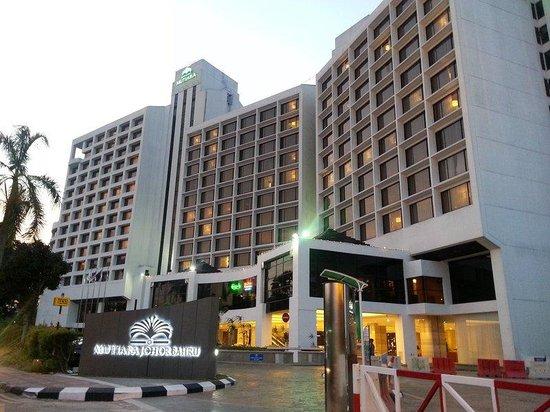 ムティアラ ジョホール バル ホテル