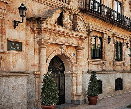 Photo of Hotel Rector Salamanca