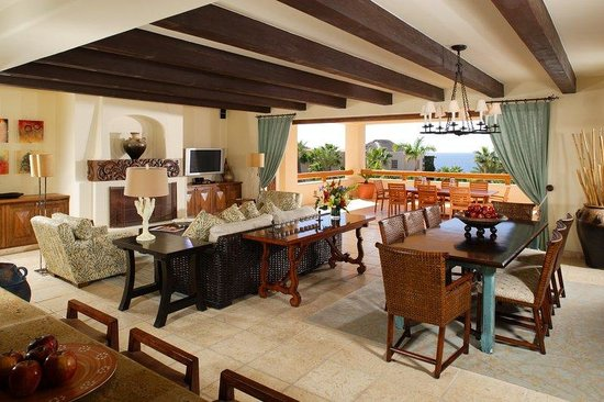 Esperanza - An Auberge Resort: 4 Bedroom/4 Bath Villa Interior