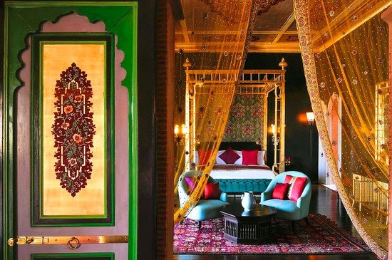 Sahara Palace Marrakech : Palace Luxury Suite
