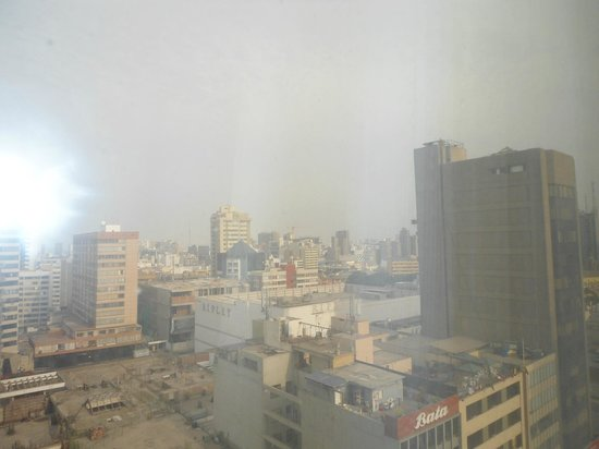 Estelar Miraflores Hotel: vista do 9º andar