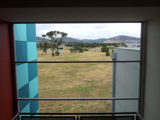 Travelodge Hotel Hobart Airport: Outlook