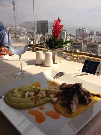 Estelar Miraflores Hotel : restaurante
