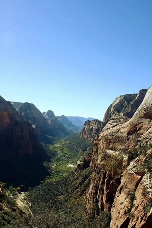 Angel's Landing : The View From the Top