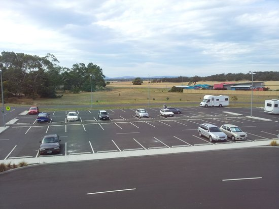 Travelodge Hotel Hobart Airport: Relaxing View