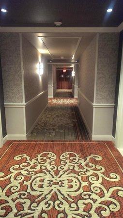 River City Casino & Hotel : Hallway
