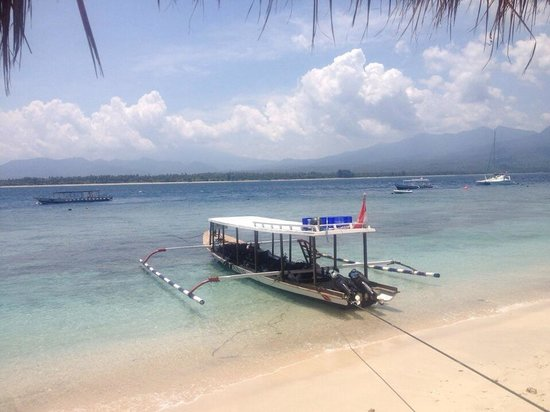 Manta dive boat bild von manta dive gili air gili air tripadvisor - Gili air manta dive ...