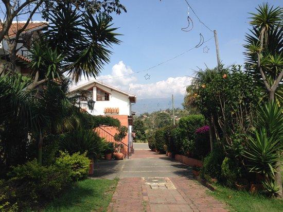 Hotel Spa Villa Lina: Naturaleza
