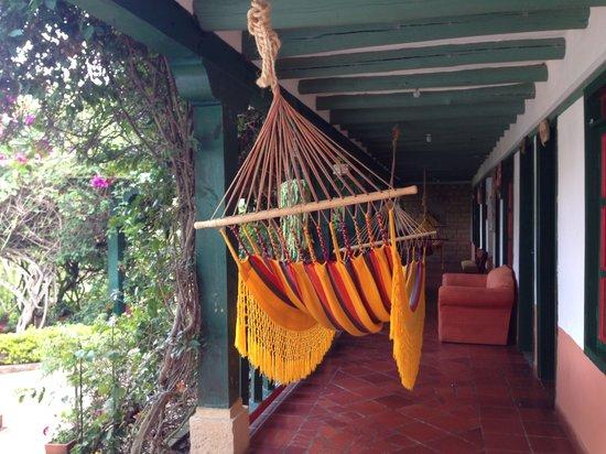 Hotel Spa Villa Lina: Balcón