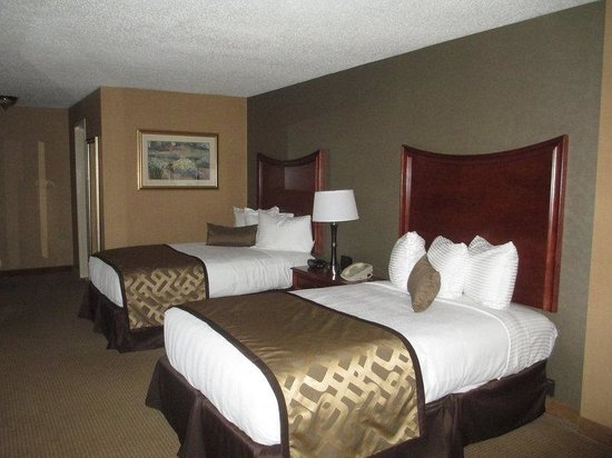 BEST WESTERN PLUS North Haven Hotel: Double Guest Room