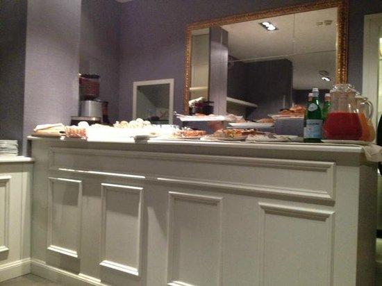 Hotel Club Florence : Colazione