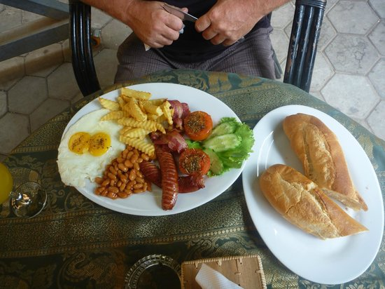 Jeanie's Cafe: Breakfast