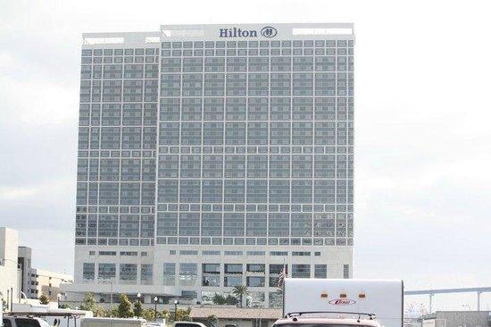 Hilton San Diego Bayfront : Holton