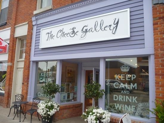 The Cheese Gallery: une visite s'impose!