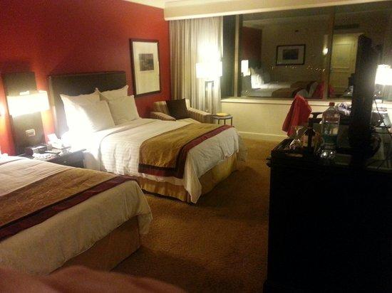 Santiago Marriott Hotel : 5star hotel good