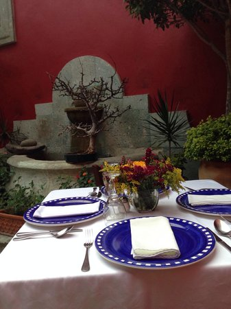 Catedral Restaurante & Bar: Partió interior de la catedral