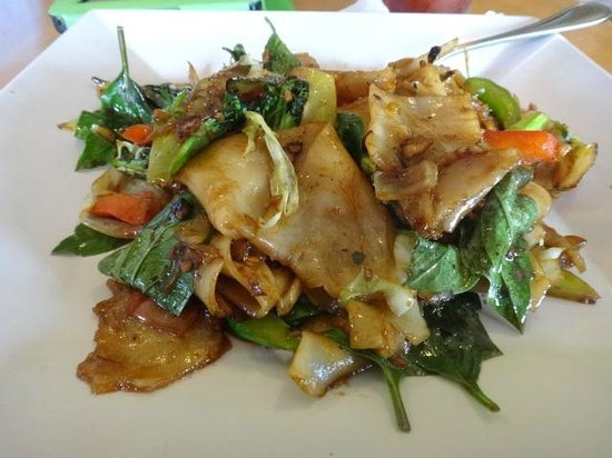 "Opal Thai: My ""surprise"" lunch"