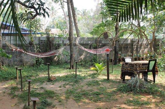 Marari Dreamz: lovely peaceful setting
