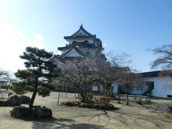 Hikone, Nhật Bản: 彦根城と梅