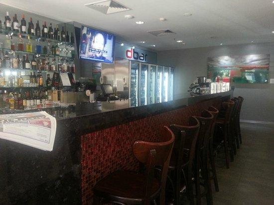 H Hotel: Bar in the restaurant - Ground Floor