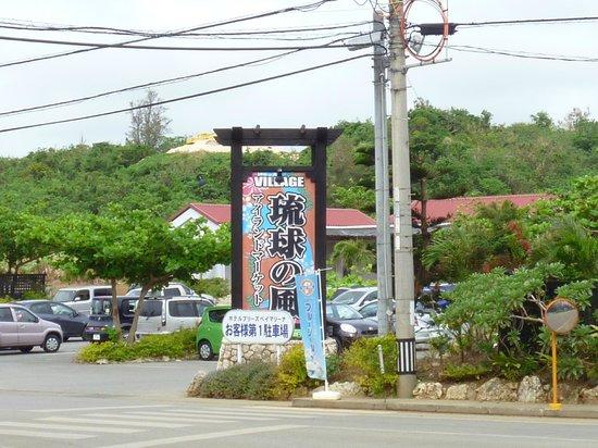 Wellness Villa Brisa: 琉球の風 屋台村居酒屋