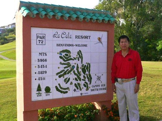 La Cala Resort: South Course