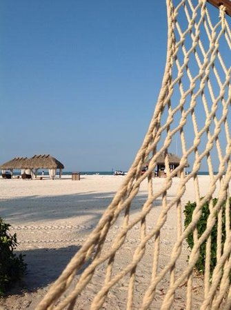 JW Marriott Marco Island Beach Resort: morning light