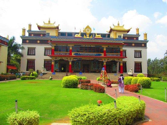 Golden Temple, Kushal Nagar