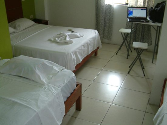 Hotel La Casona Iquitos: ROOM VIEW