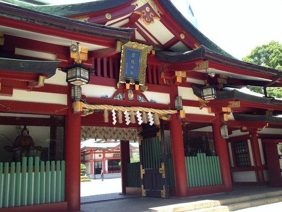 Hie Shrine: 日枝神社