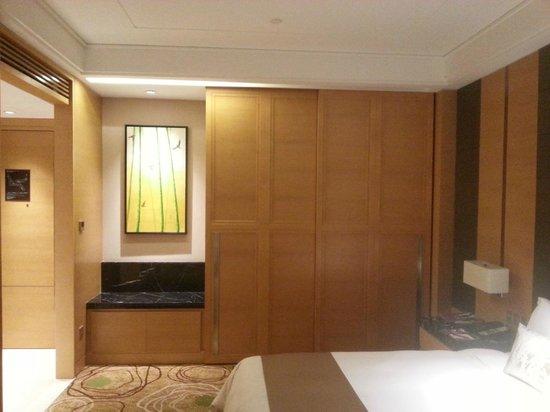 Crowne Plaza Shanghai Anting: Bed room