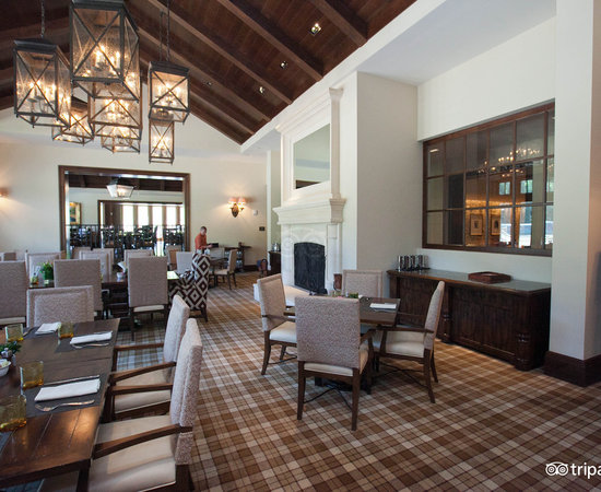 Apex restaurant at the Montage Deer Valley