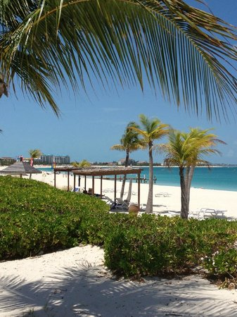 Club Med Turkoise, Turks & Caicos : Part of the view