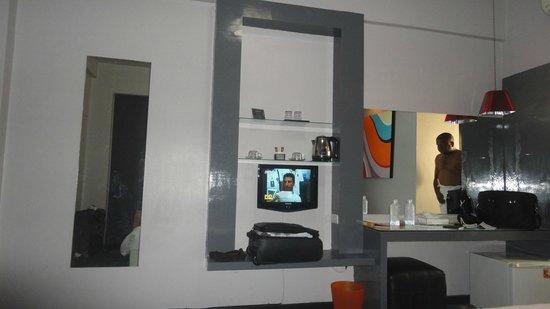 Baiyoke Boutique Hotel: Room