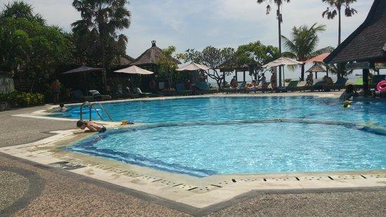 Sadara Resort: Ruime zwembad en zeer geschik voor kinderen