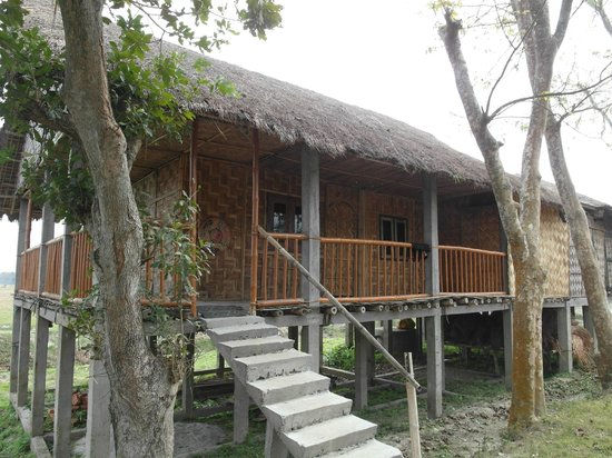 Ygdrasill Bamboo Cottage