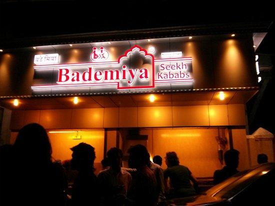 Bademiya : Bade Miyan Mumbai