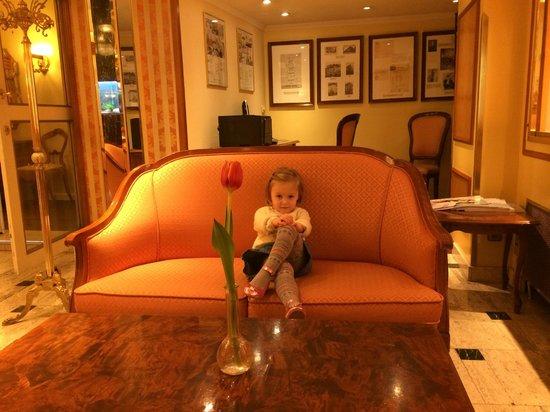 Hotel Erzherzog Rainer: Lobby