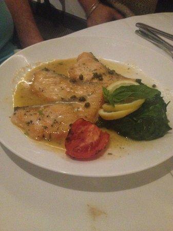 Mediterraneo Restaurant : Veal Dish
