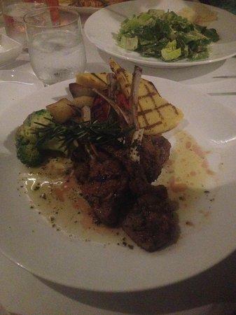 Mediterraneo Restaurant : Lamb Shank