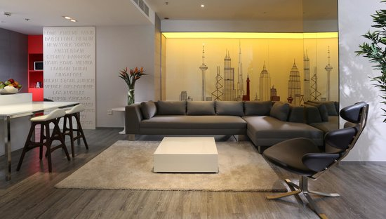 Hawthorn Suites by Wyndham Dubai, Jbr : Club Select 2 Bedroom Suite