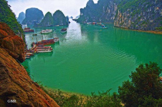 Hanoi Triumphal Hotel: Our Halong Bay tour from Hanoi