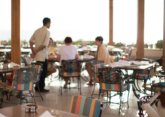 Royal Grand Sharm Hotel: Завтрак