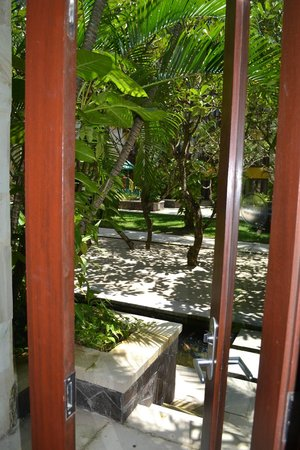 Hard Rock Hotel Bali : View from room