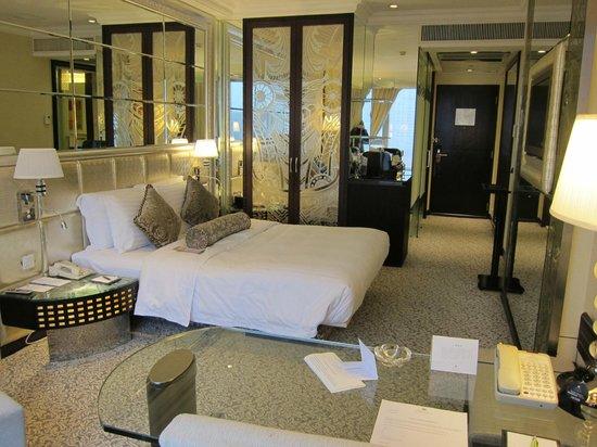 Regal Hongkong Hotel: Executive room